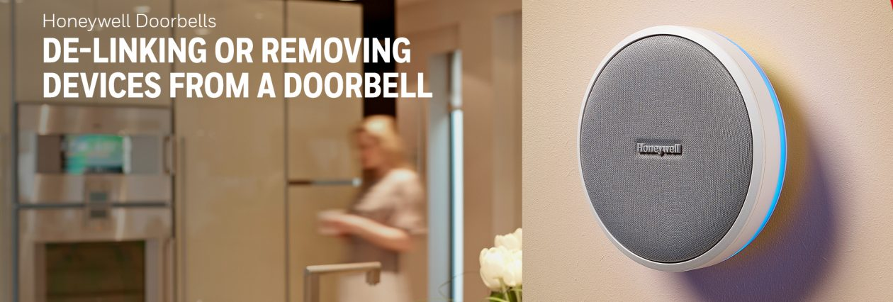 How to de-link devices from your doorbell