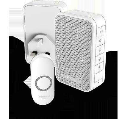 & Honeywell DC313NHGBS Doorbells | EN