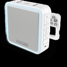 Campanello cablato e senza fili con amplificatore di campo, funzione Sospensione e indicatore Halo – Bianco