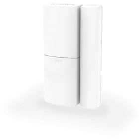 Wireless door and window sensor – White
