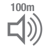 Audible_range_100m