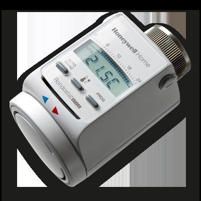 Rondostat: Tête thermostatique programmable