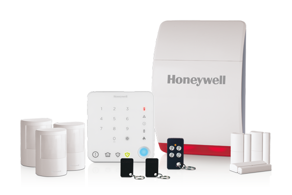 Wireless family home alarm with intelligent control