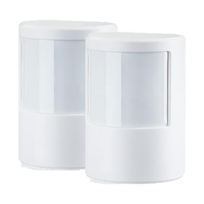 Pack de deux détecteurs de mouvement sans fil (PIR)