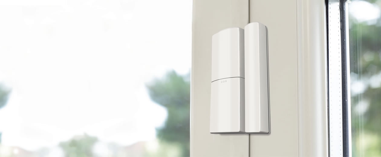 Accessories – Wireless Door and Window Sensors