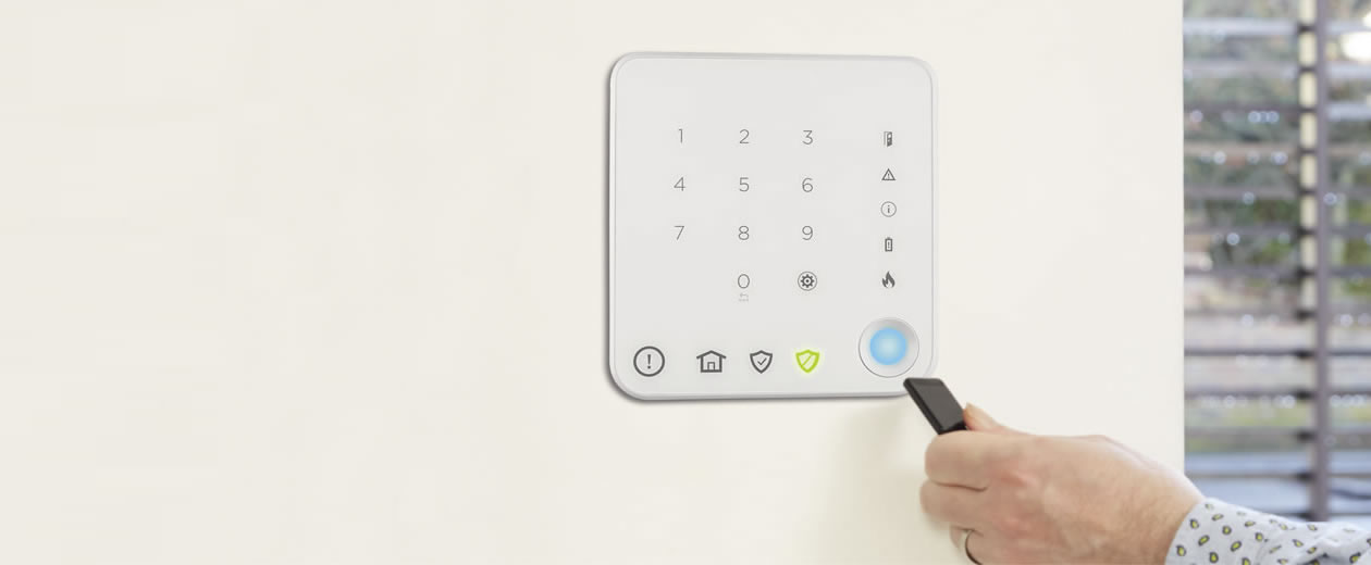 Honeywell doorbells and alarms